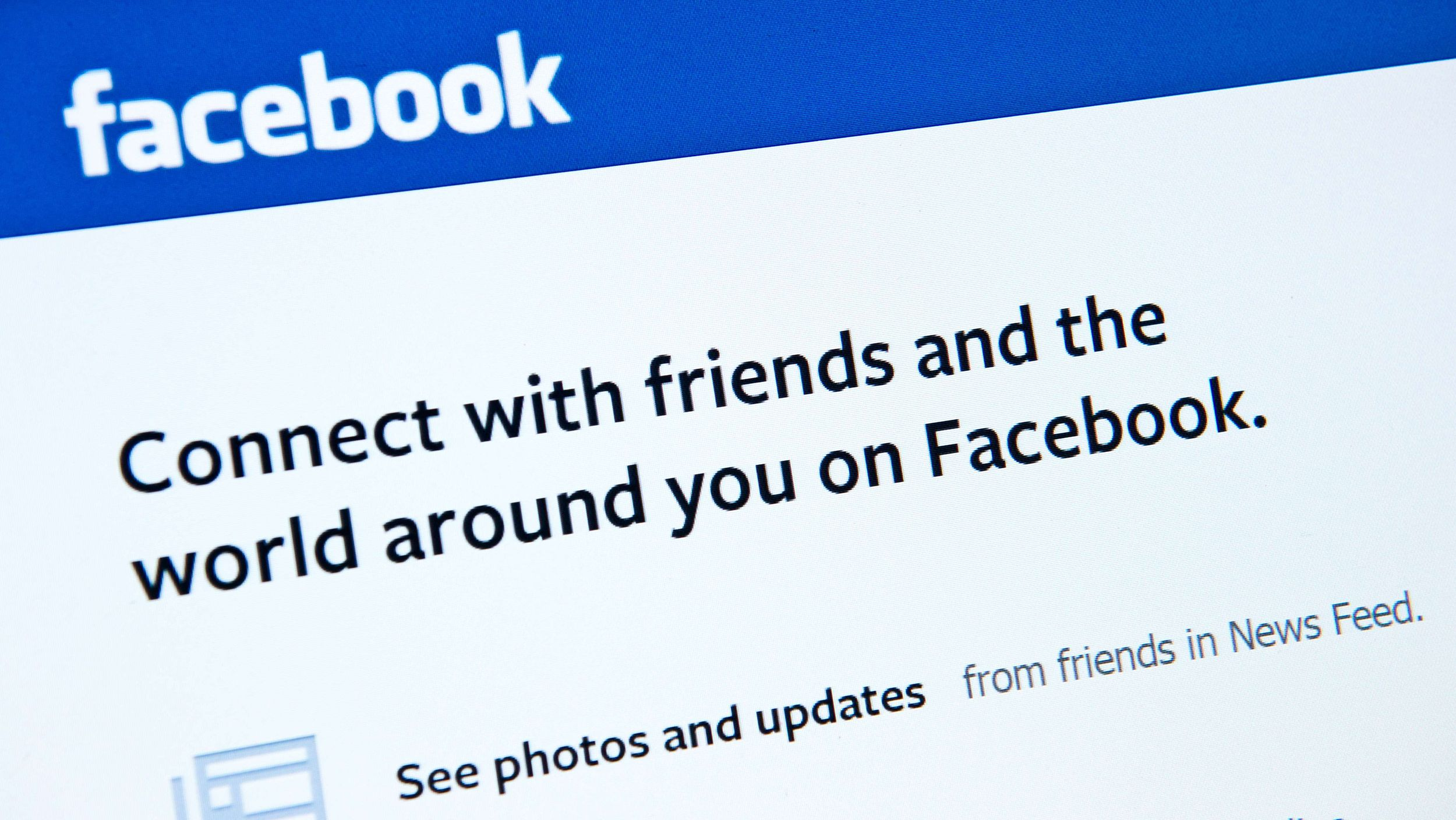 Our 'pretty' Facebook friends may be bad for our self-image