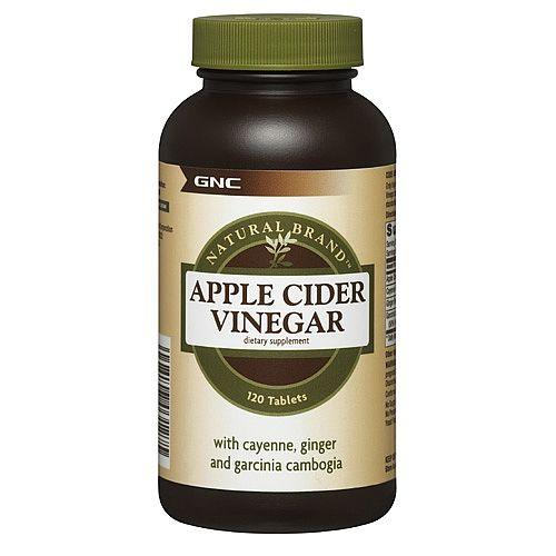 Natural Brand™ Apple Cider Vinegar Tablets Fitness