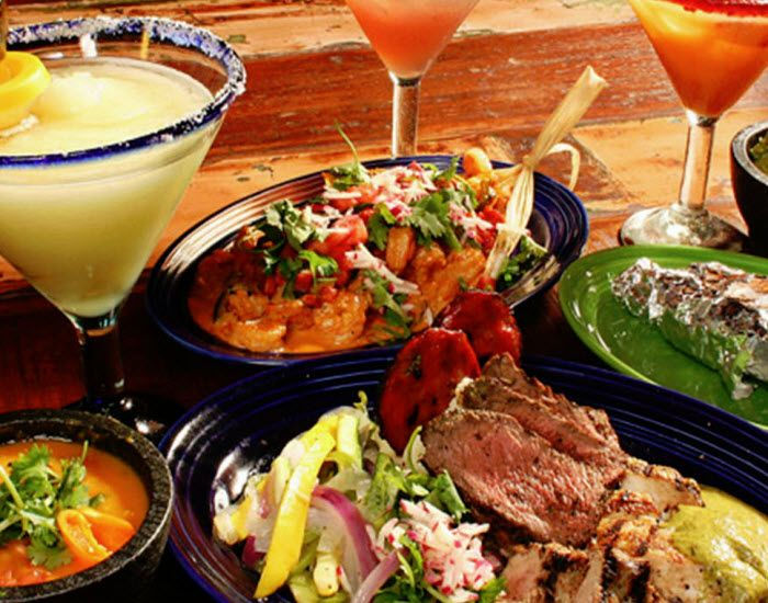 Banditos Restaurant Cantina Located Oceanfront Myrtle Beach South Carolina Is One