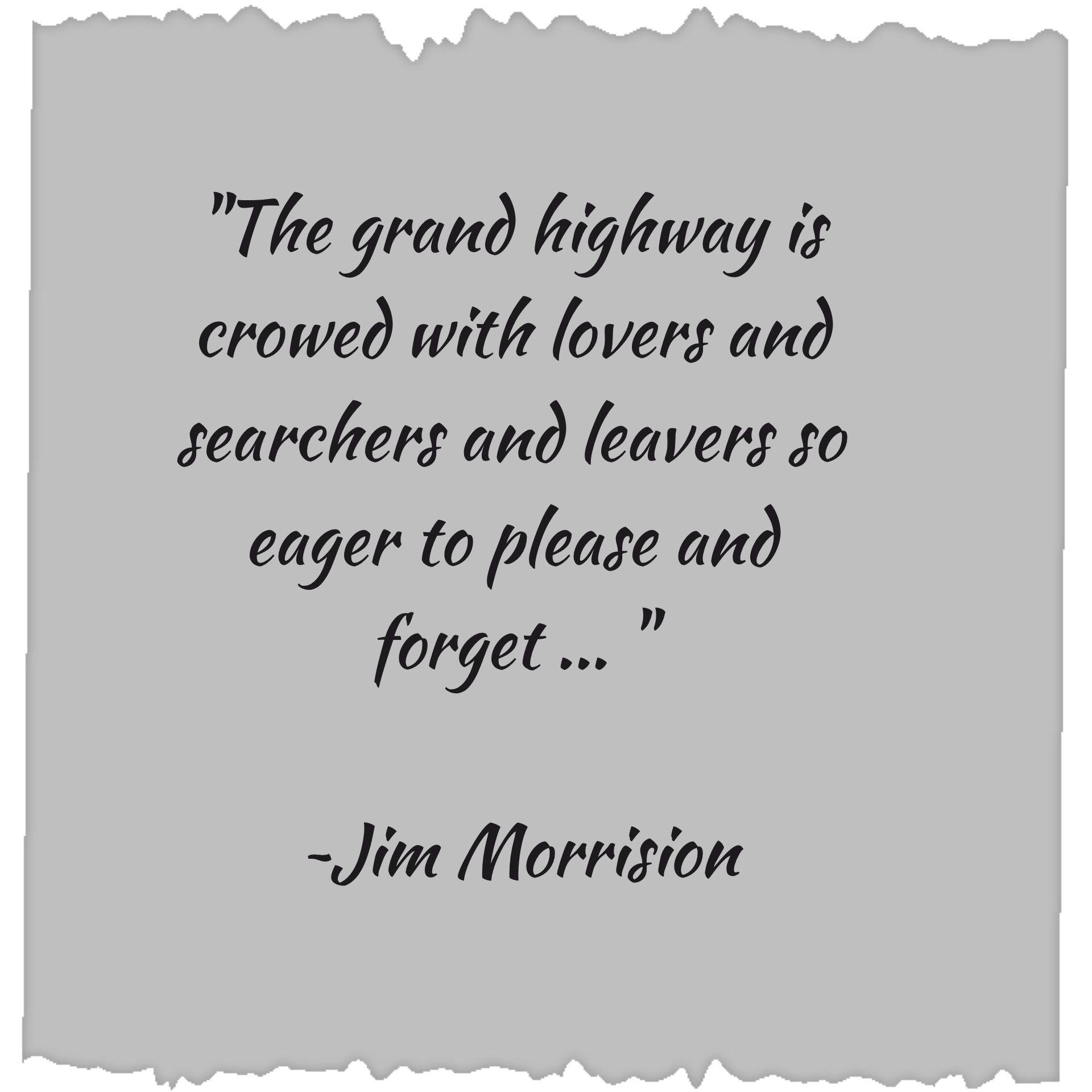 Jim Morrison Quotes. QuotesGram