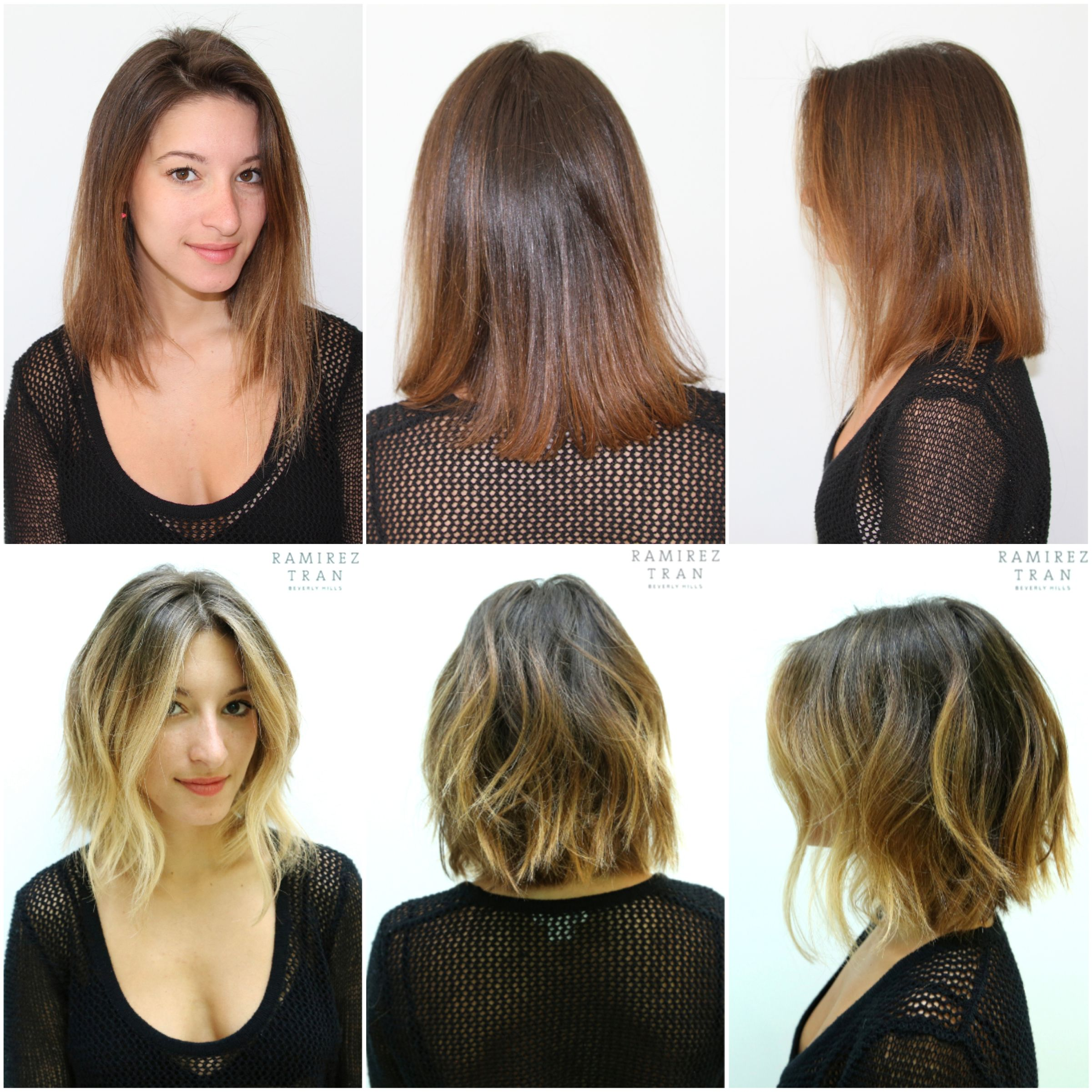 Remarkable 1000 Images About Blonde To Brunette Amp Back Again On Short Hairstyles Gunalazisus