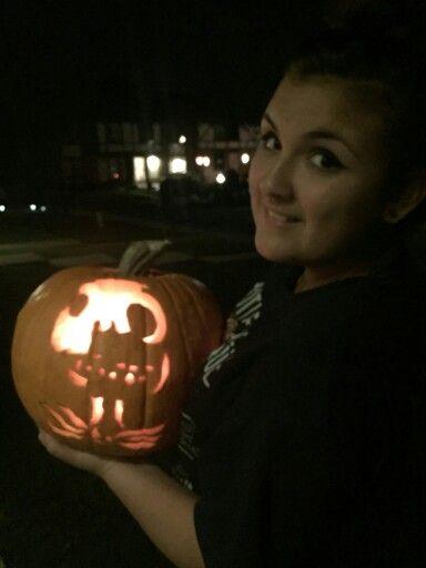 My pumpkin king attempt