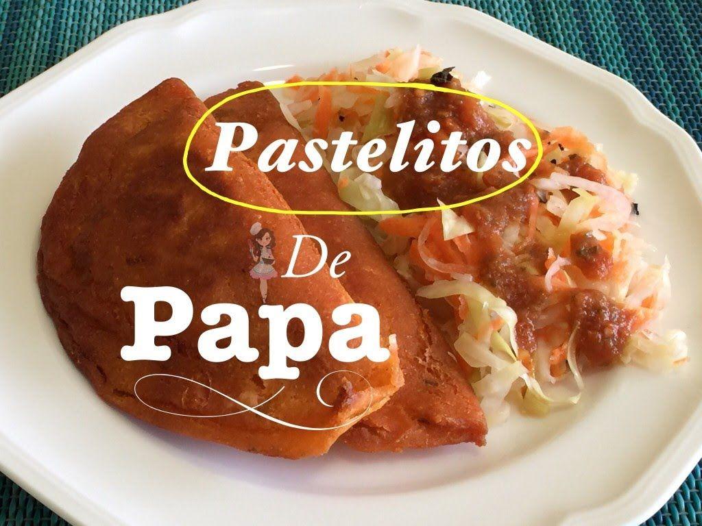 ❤️ Pastelitos De Papa Salvadoreños - Como hacerlos