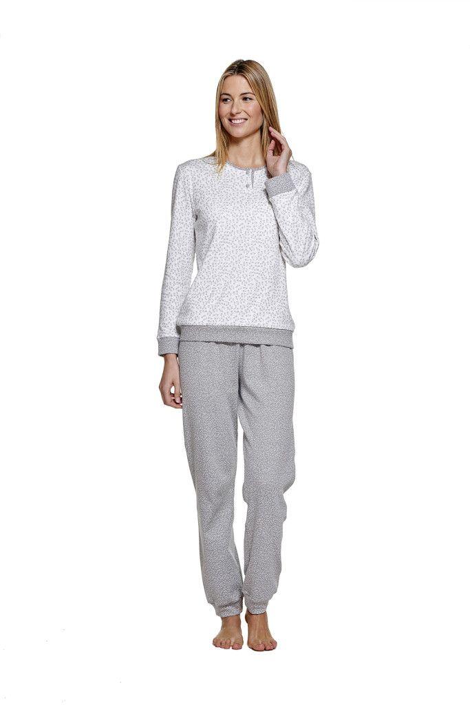 41d0bbea rebajas en moda íntima pijama para mujer otoño invierno belty ...