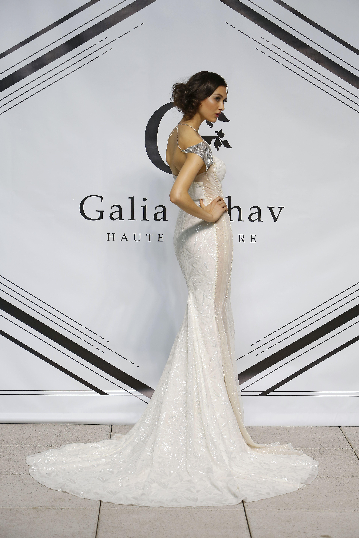 Galia lahav bridal market show with images bridal gown