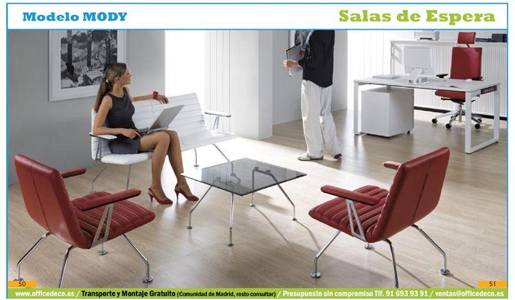 Im genes sillones salas de espera muebles y sillas de for Sillas para sala de espera