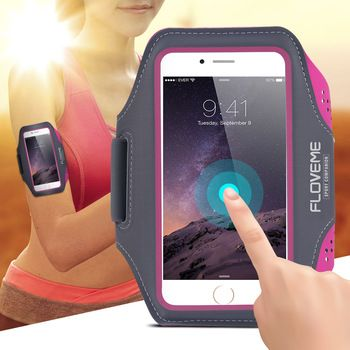 Armbands Armband Case For Iphone 6 Plus Sport Gym Armband For Iphone 6 Plus 5.5 Inch Jogging Running Armband Phone Case
