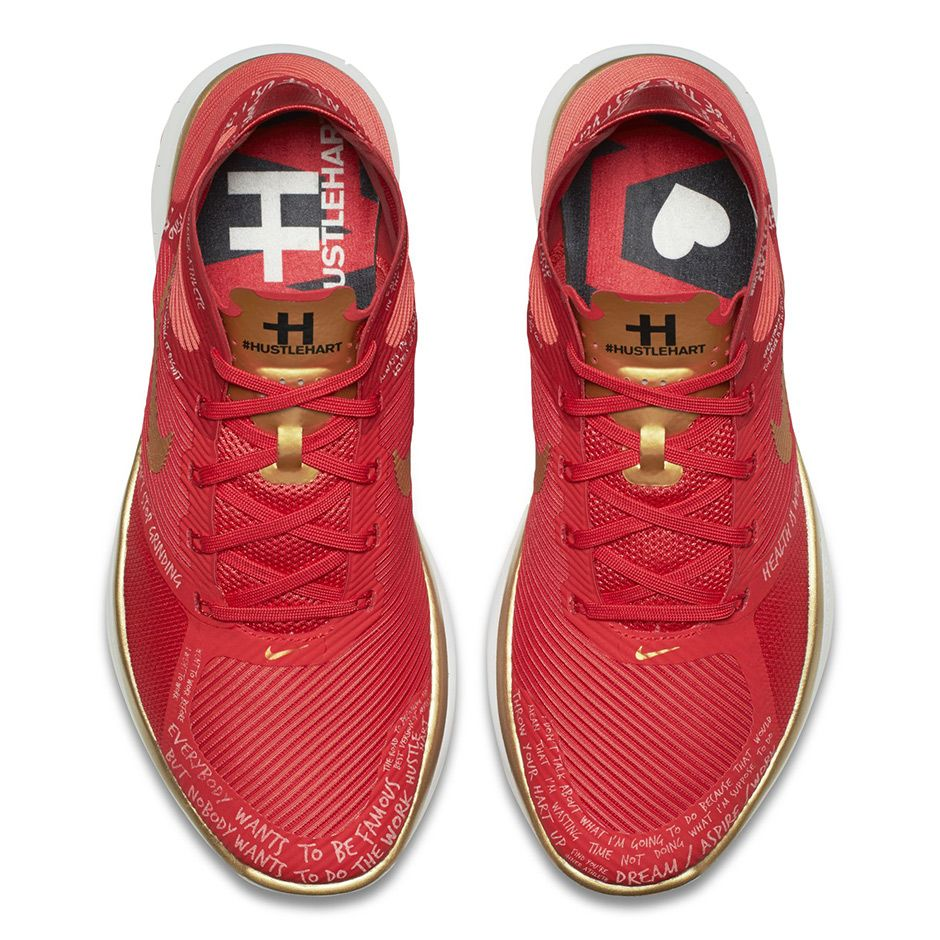 Kevin Hart's Nike Shoes #HUSTLEHART
