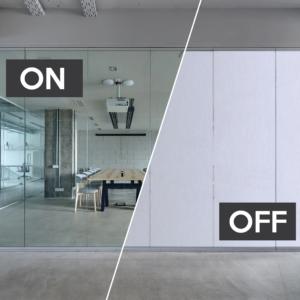 Smart Film Electrochromic Film Switchable Glass Smart Glass Smart Home Window Film