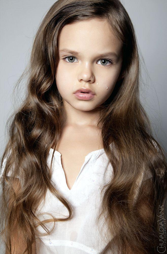 Diana Pentovitch / Superbes Enfant et Jeune fille
