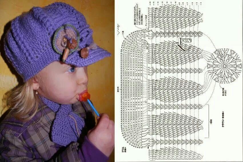 Gorra con visera | gorros personajes y acsesorios para niños