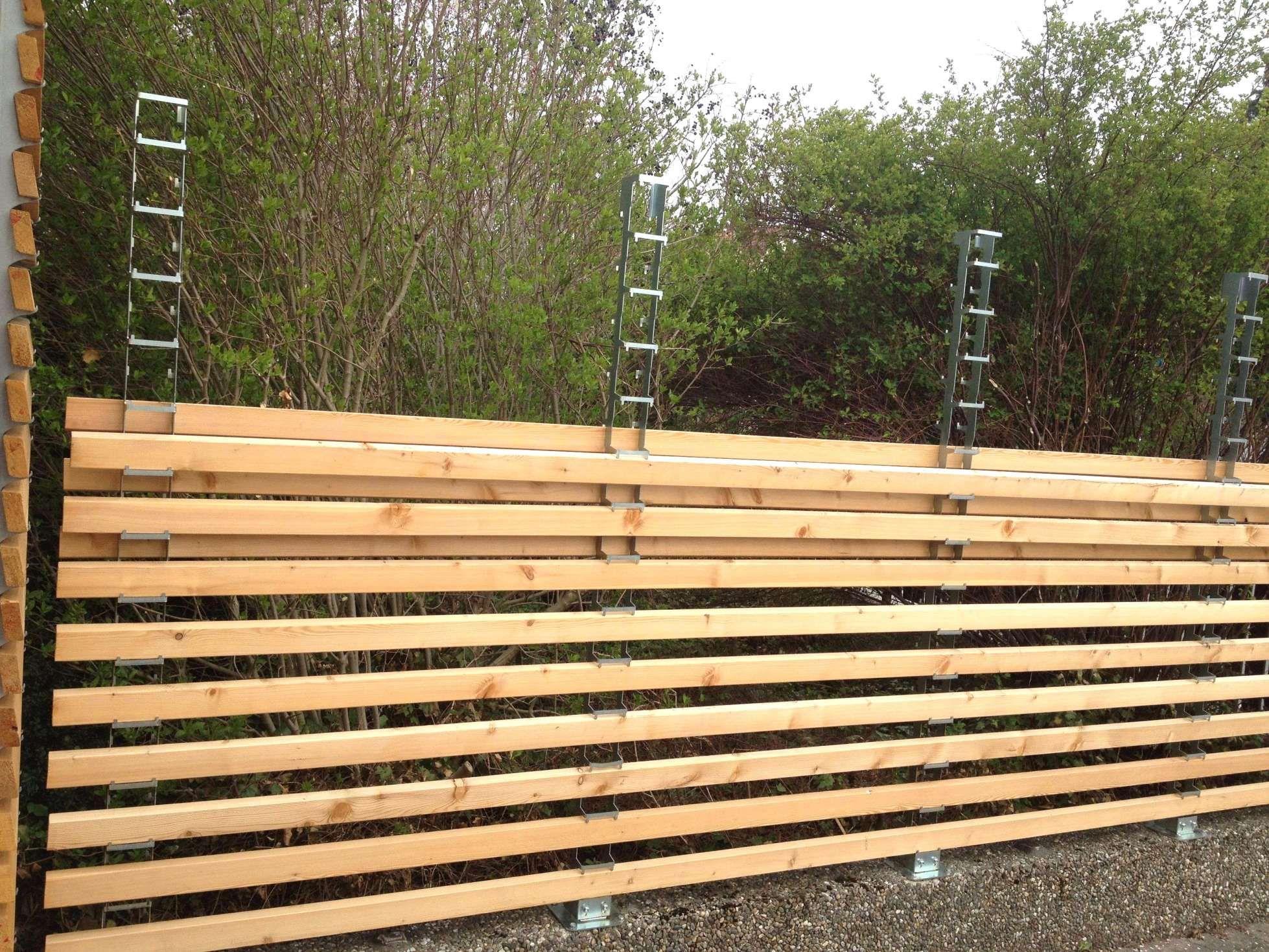 12 Zaun Selber Bauen Garten Gestaltung Gartengestaltung