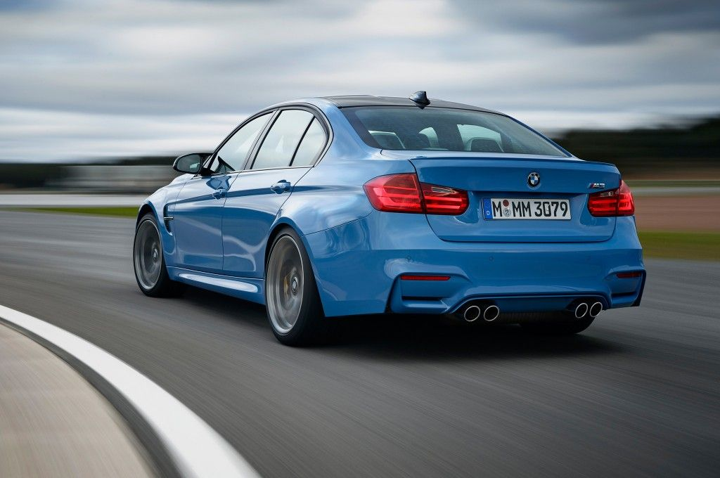 2015 BMW M3 U0026 M4 Leaked: 425 HP, High RPM Turbo Six
