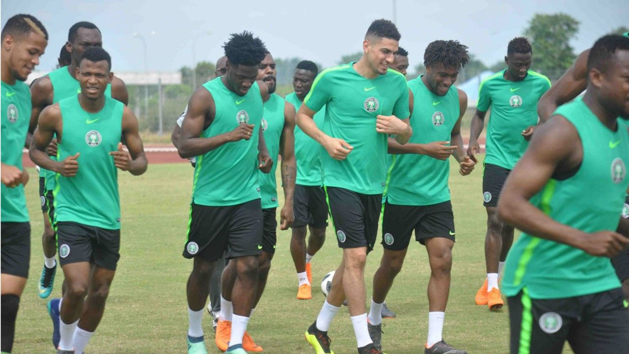 20bcb6f93 2018 World Cup  Rohr cuts down Super Eagles squad to 25 players World Cup