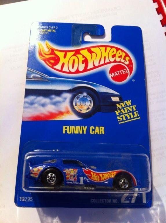 Most Rare Hot Wheels Car Hot Wheels Funny Car With Images