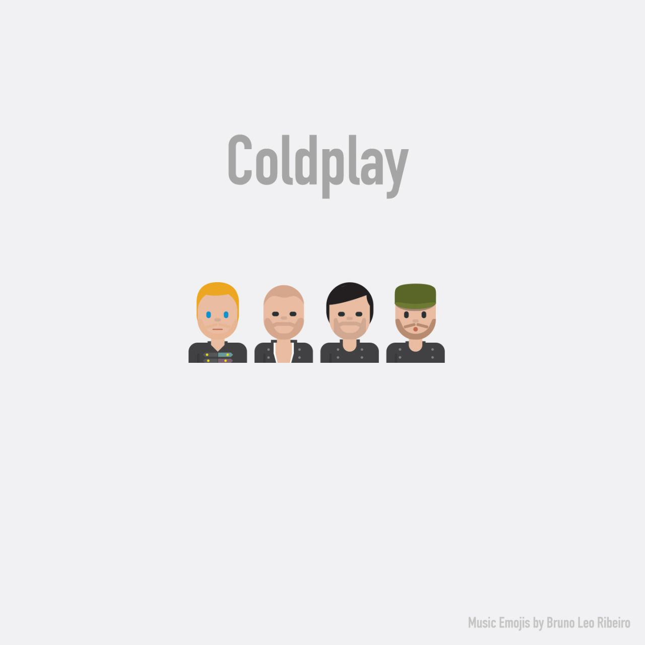 Music Emojis Imagens De Rock Coldplay Musica