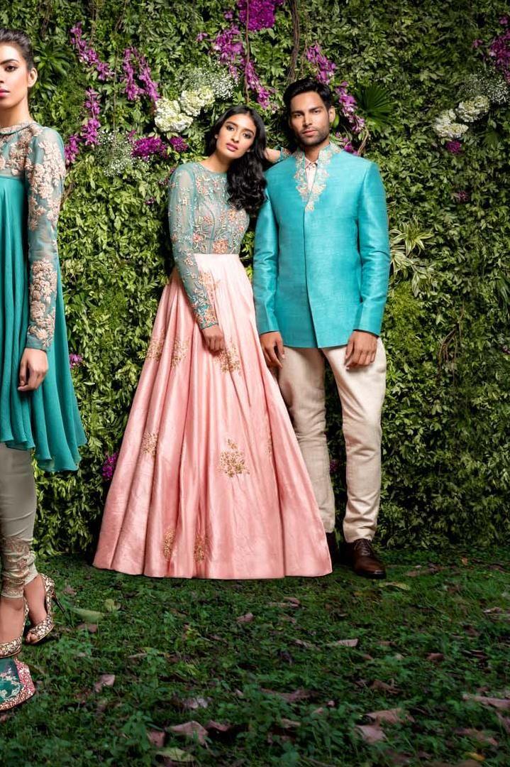 SHYAMAL & BHUMIKA | FD MIND | Pinterest | Vestido de gala ...
