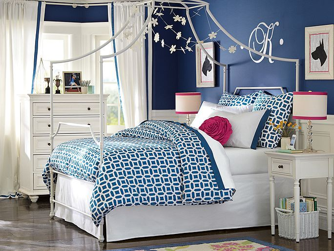 I love the PBteen Maison Peyton Bedroom on pbteencom haha I love