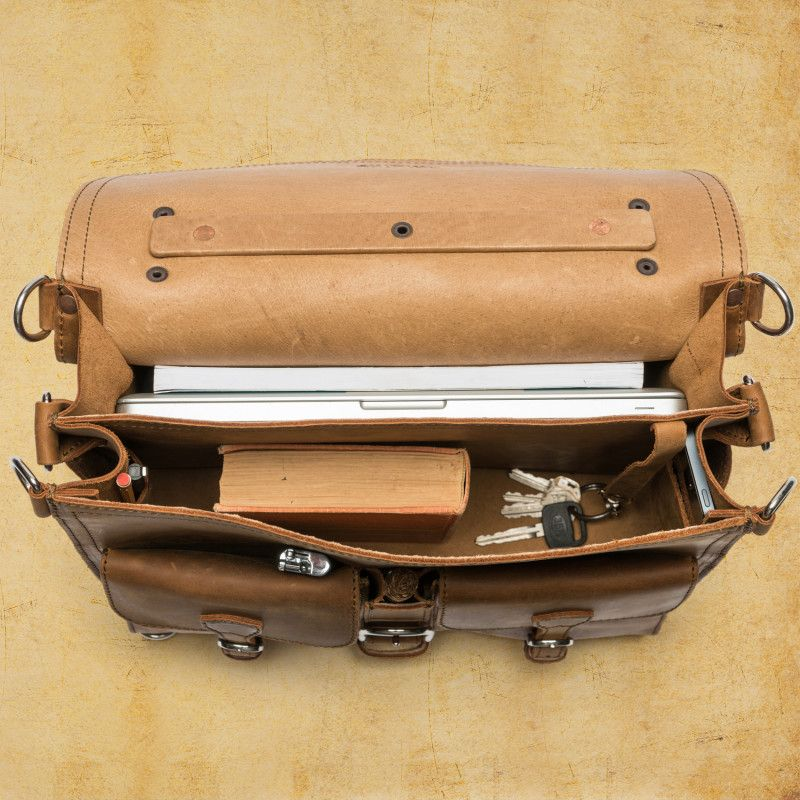 Front Pocket Briefcase  Saddleback Leather Co.