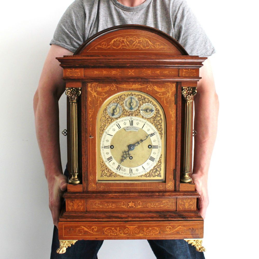 Most Likely This Is A Lenzkirch Clock The Way The Pendulum Hangs