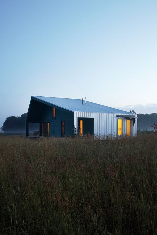 Delightful An Off Grid Home That Relies On The Sun And The WindAn Off Grid Home That  Relies On The Sun And The Wind Prefab