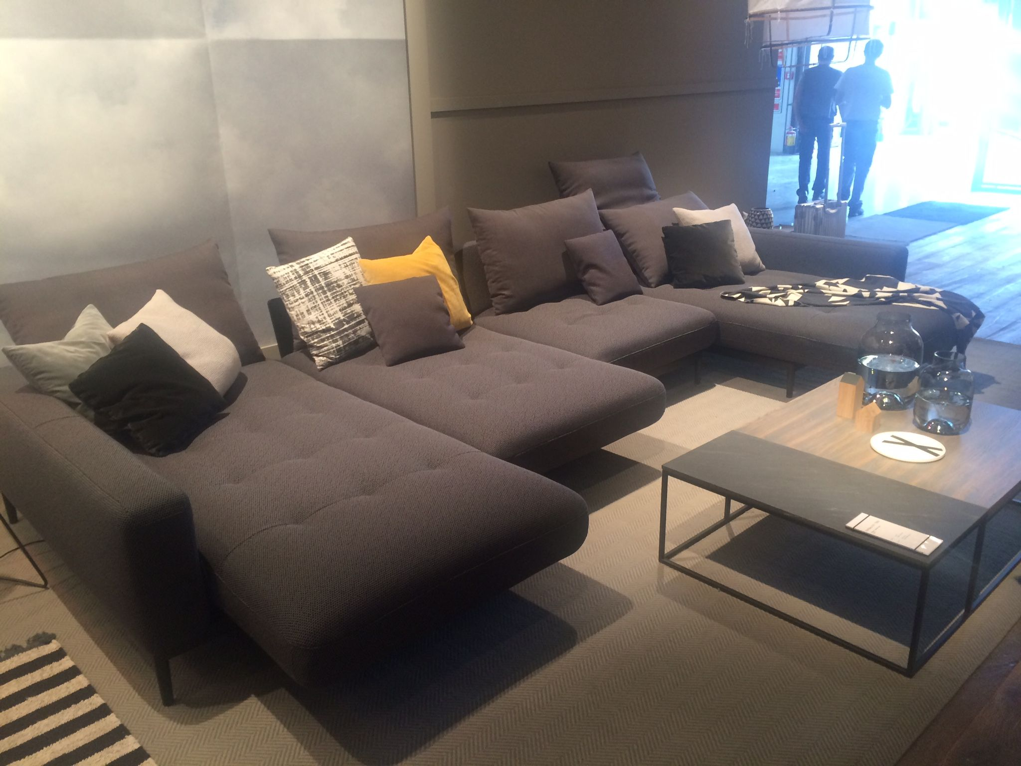 ROLF BENZ Tira by Joachim Nees and coffee table 985 by Labsdesign ...
