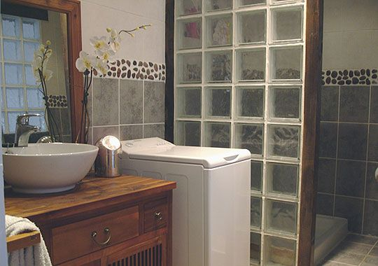 1000 images about salle de bain on pinterest belle deco and sons - Salle De Bain Petite Surface