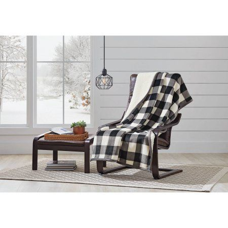c8f8718aa269291d23d34614c404787d - Better Homes And Gardens Plush Sherpa Throw