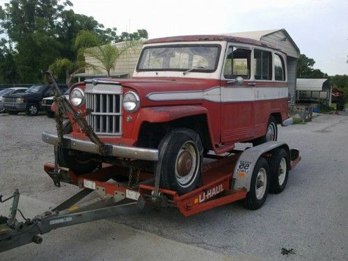 1962 Willys Wagon Maverick For Sale Trade Willys Wagon
