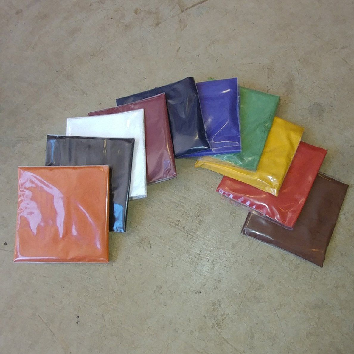 Concrete Powder Pigment Veining Color Pack Kit Concrete Stain Colors Concrete Pigment Concrete Countertops