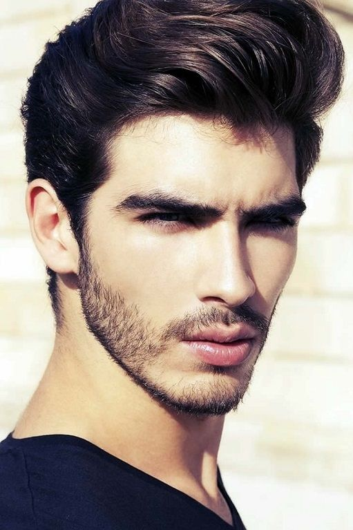 27 Mens Simple Beard Styles Hairstyles 2018 Haircuts For Men S