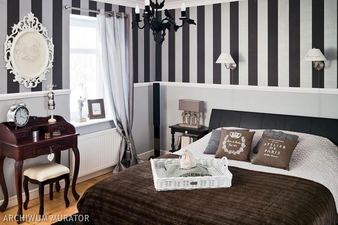 Tapeta W Pasy W Sypialni Szukaj W Google Bedroom