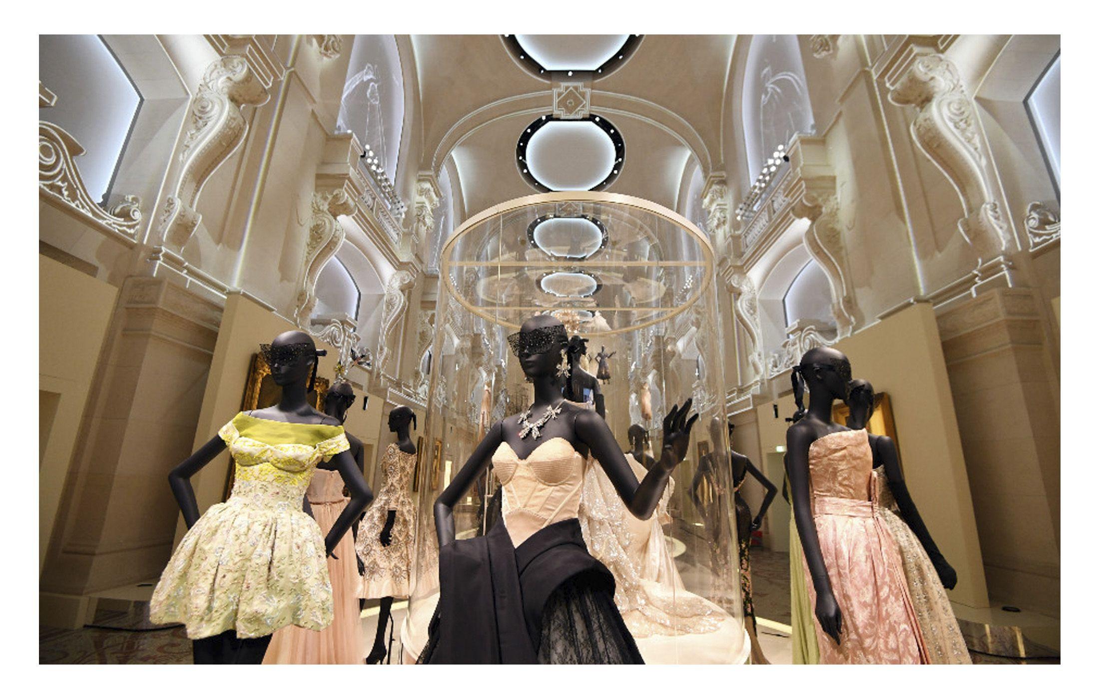 a560b7a16 Inside 'Christian Dior, Designer Of Dreams' Paris Exhibition - 10 ...