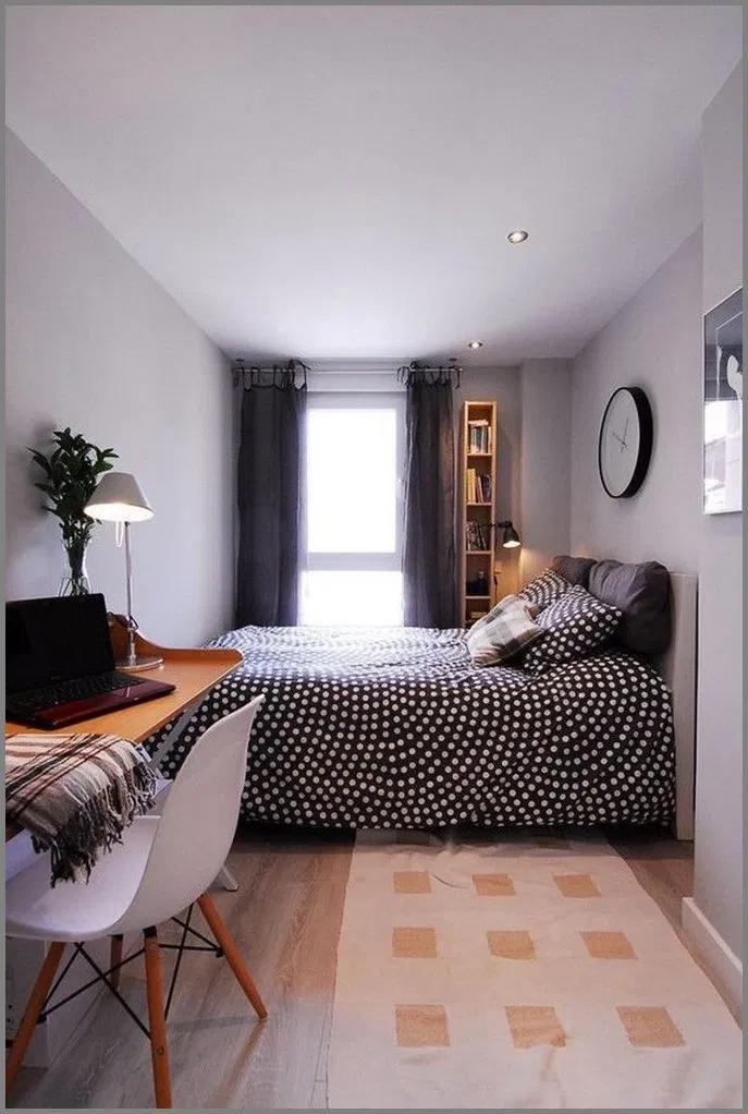 20 Best Interior Design For Small Bedroom Ideas You Have To See Smallbedroom Bedroom Design Ide In 2020 Small Apartment Bedrooms Small Bedroom Small Room Design