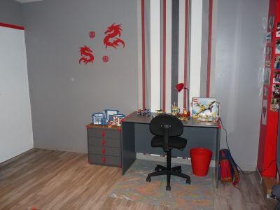Stunning Chambre Gris Et Rouge Ado Pictures - Matkin.info - matkin ...
