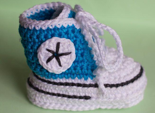 Baby Sneakers Crochet Infant Baby Items Baby Sneakers Crochet