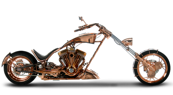 chopper motorcycle png - photo #27