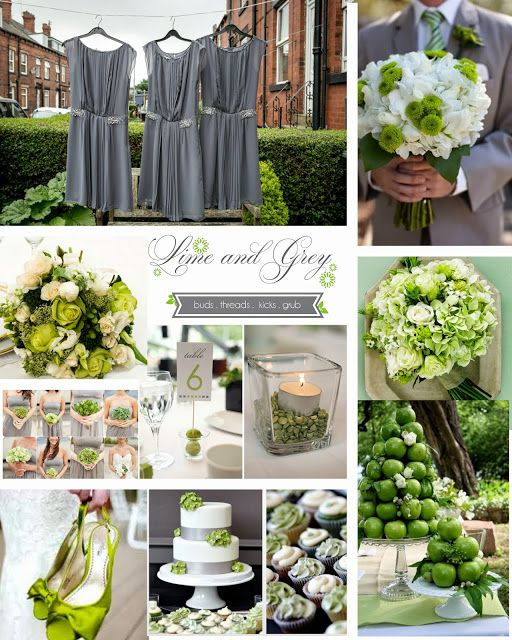 Lime green and grey photography pinterest limes grey and wedding lime green and grey junglespirit Images