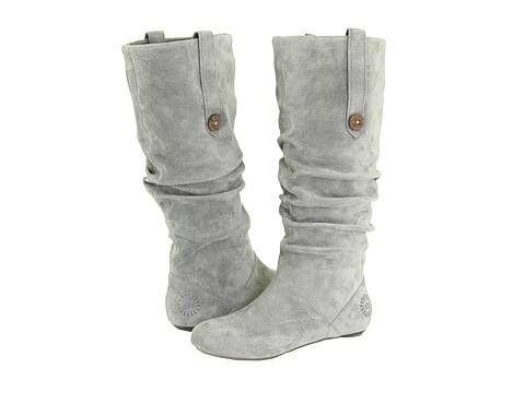 light grey uggs