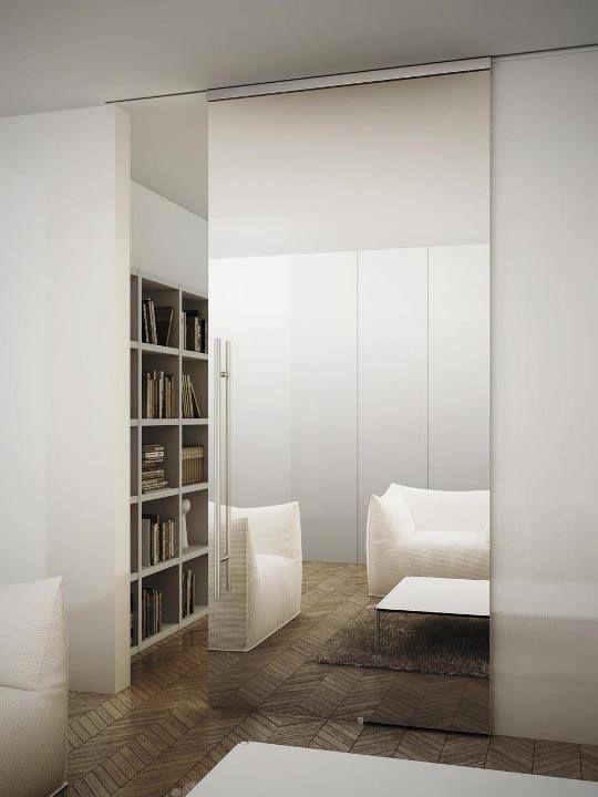 Https scontent b - Bedroom with sliding glass doors ...