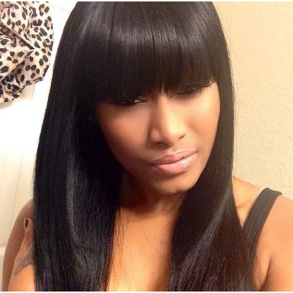 sew in weave hair styles best 25 sew in with bangs ideas on 9778