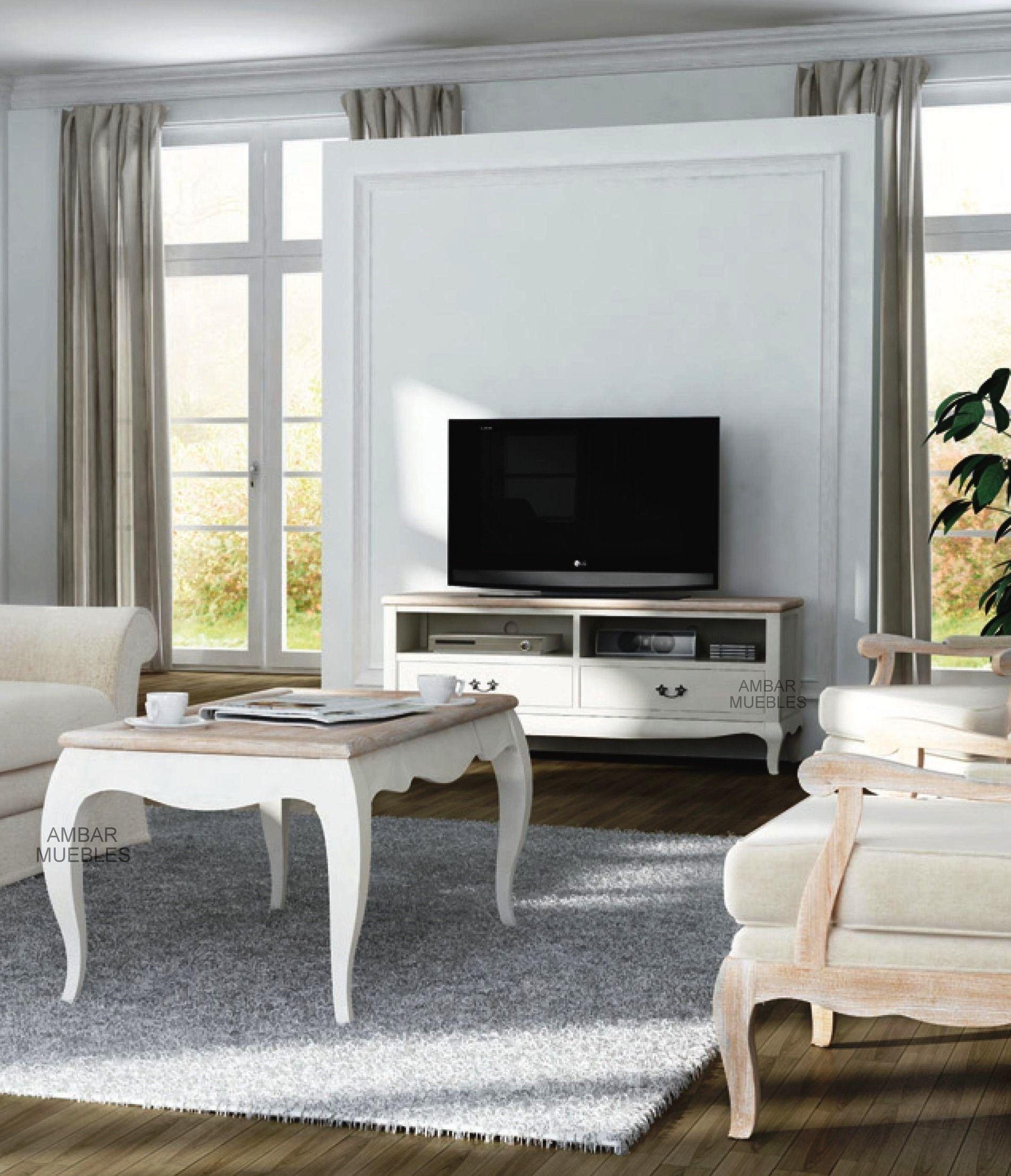Mueble Individual Estilo Romántico.   MUEBLES TV POR INFORMACIÓN ...