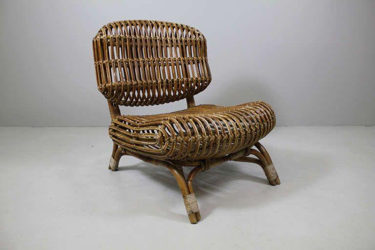 Bonacina Mobili ~ Low chair by gio ponti bonacina italy gio ponti e ponti