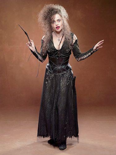 Bellatrix Lestrange Harry Potter Photo Harry Potter Cosplay Harry Potter Costume Harry Potter Halloween Costumes