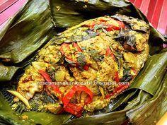 Resep Pepes Ikan Resep Masakan Indonesia Indonesian Food Recipe