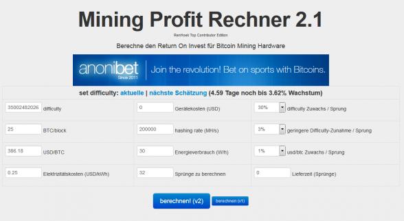 Bitcoin Mining Lohnt Sich Das