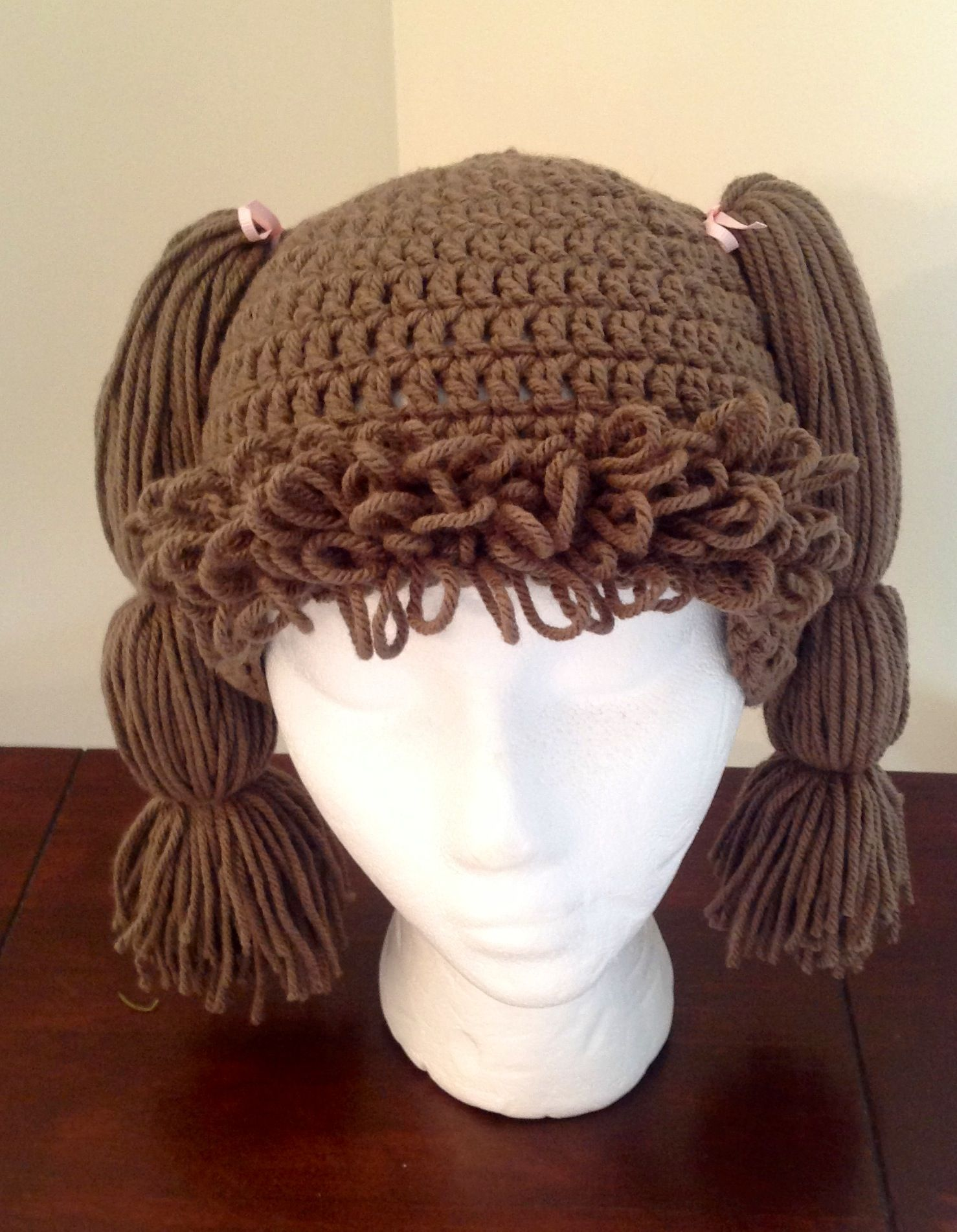 Cabbage Patch Hat Crochet Pattern Free Cool Inspiration