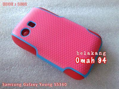 Kode Barang 1892 Jual Otterbox Commuter Case Samsung Galaxy Young S5360 Merah Hati (Pink) | Toko Online Rame - rameweb