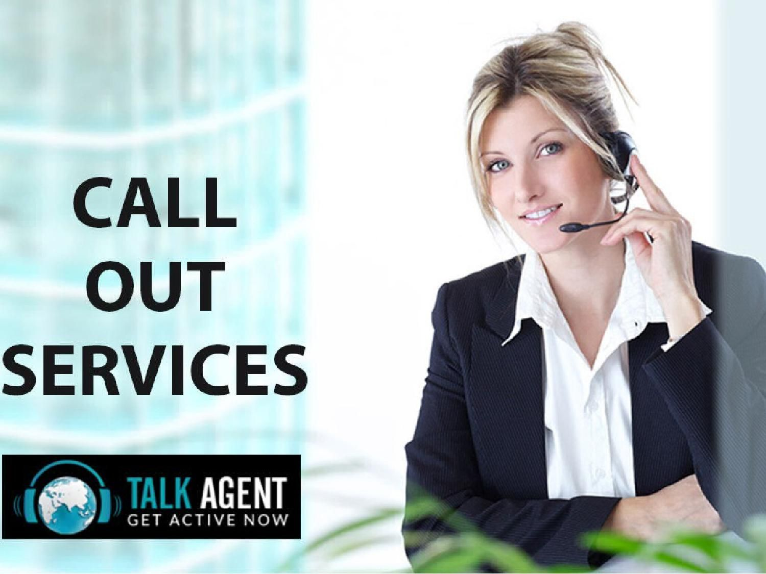 Call Out Services From Talk Agent Live chat service