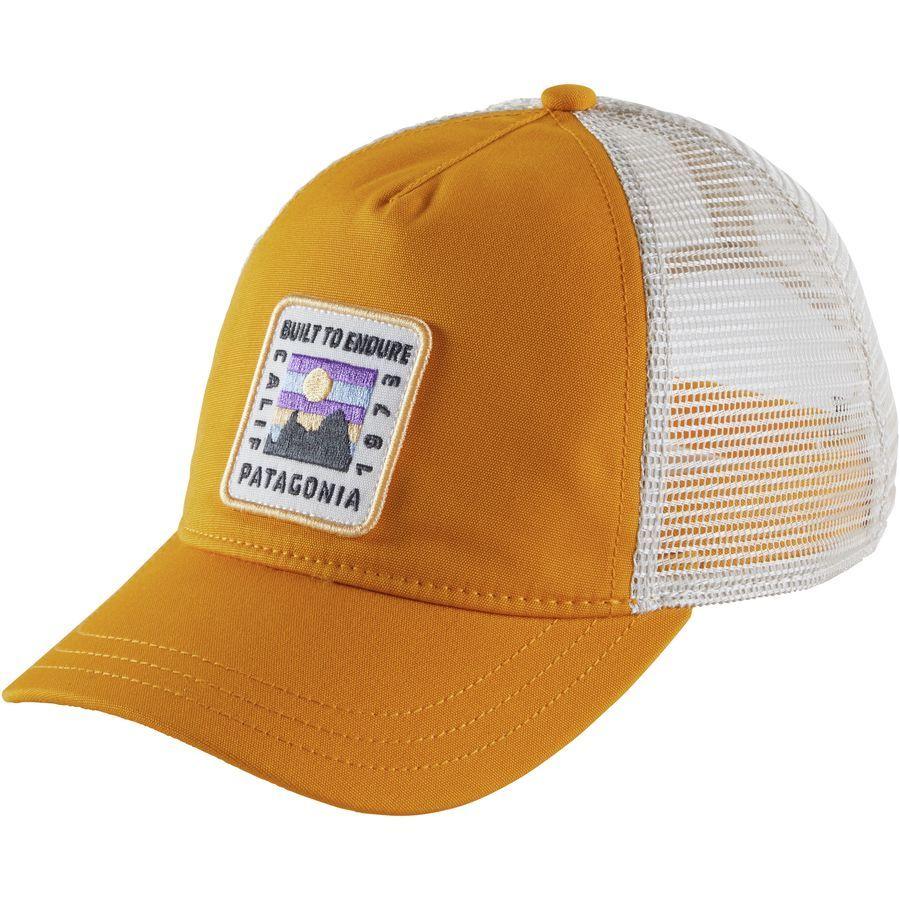 c2705d5f2a3 Patagonia - Ridge Rise Patch Layback Trucker Hat - Women s - Ysidro Yellow